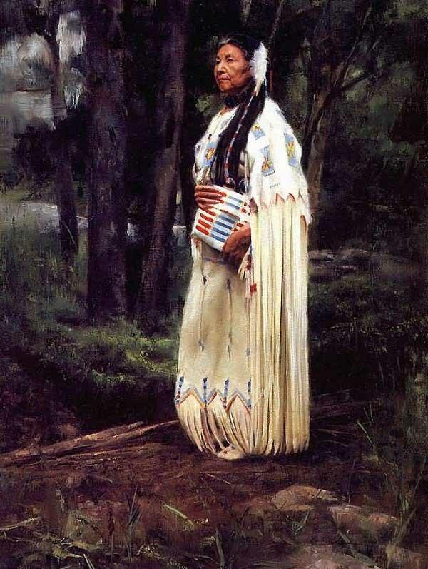 Индейцы Кучеры 10