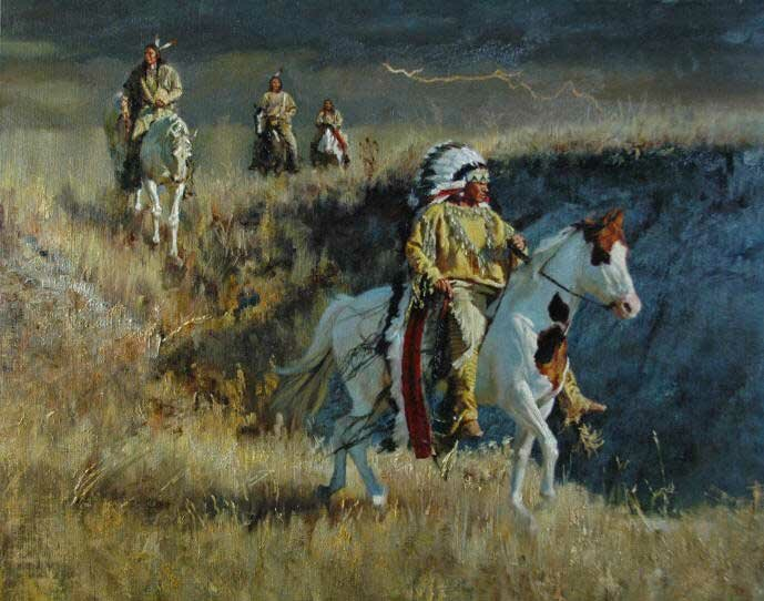 Индейцы Кучеры 13