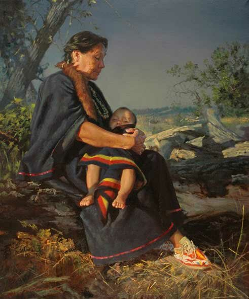 Индейцы Кучеры 23