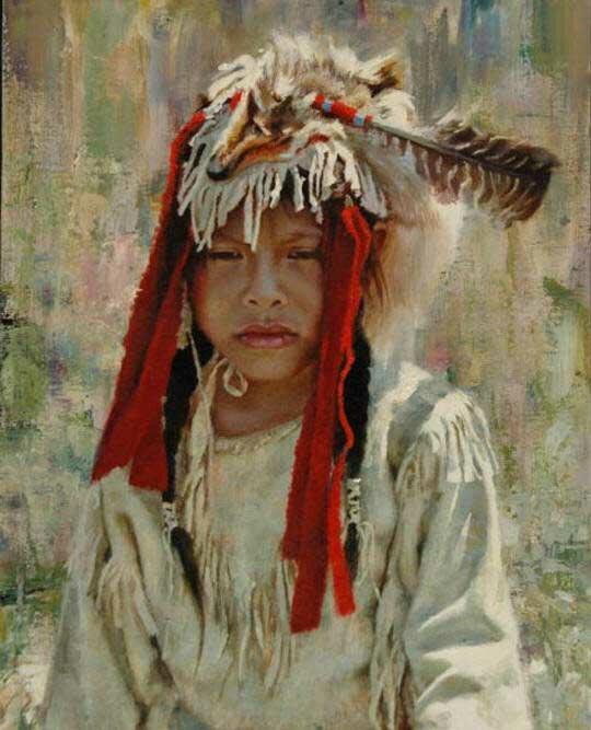Индейцы Кучеры 6