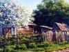Пейзаж Дмитрия Левина 1