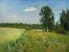 Пейзаж Левитана Levitan 5