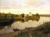 Пейзаж Левитана Levitan 6