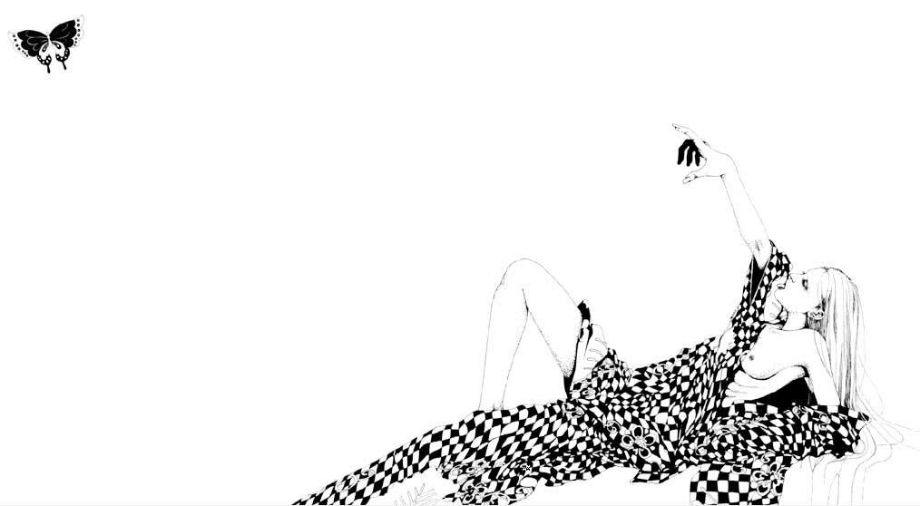 Рисуноки Мако Катсута 24
