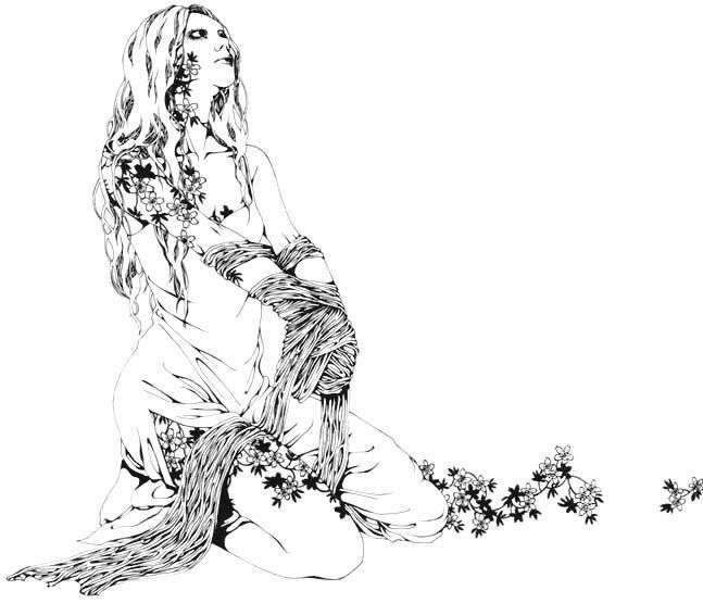 Рисуноки Мако Катсута 29