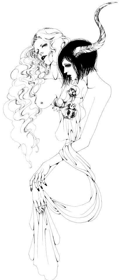 Рисуноки Мако Катсута 5