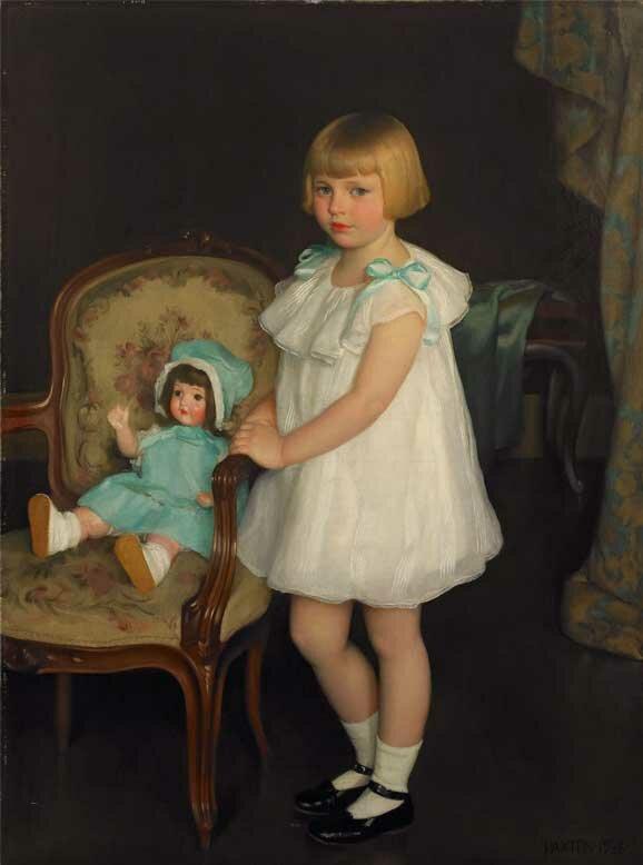 Портреты девушек paxton3