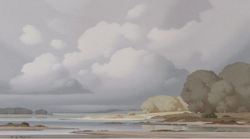 Творчество Пьера де Клаусад -28