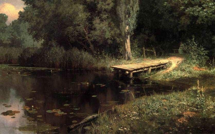 Художник Поленов Polenov 7