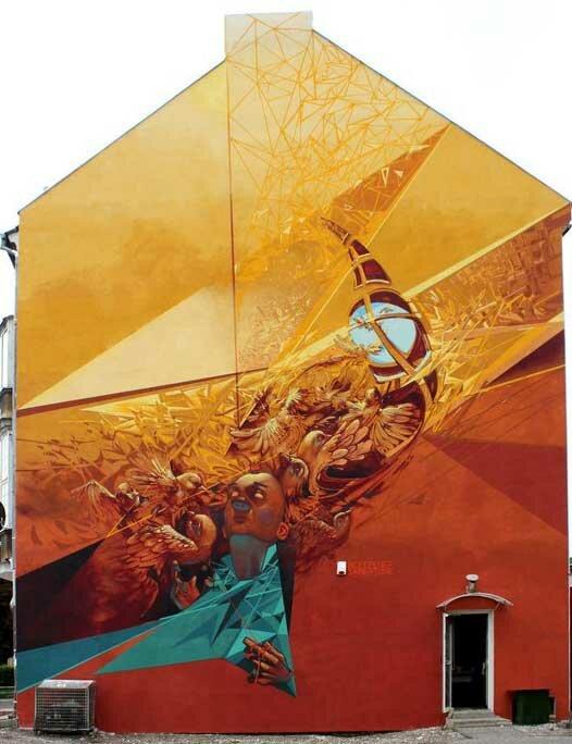 Граффити Блейзека 11
