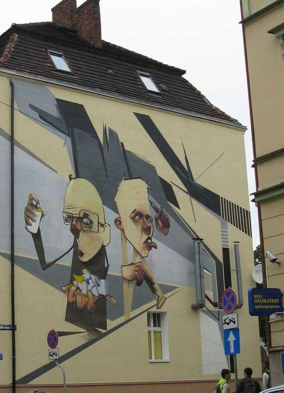 Граффити Блейзека 20