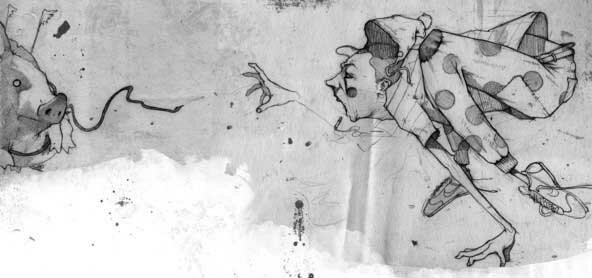 Граффити Блейзека 29