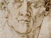 Наброски гравюры Рубенса 18