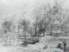 Наброски гравюры Рубенса 2