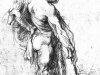 Наброски гравюры Рубенса 20