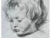 Наброски гравюры Рубенса 7