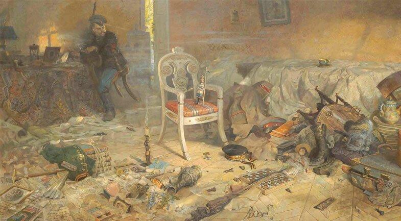 Мастера живописи Рыженко 17