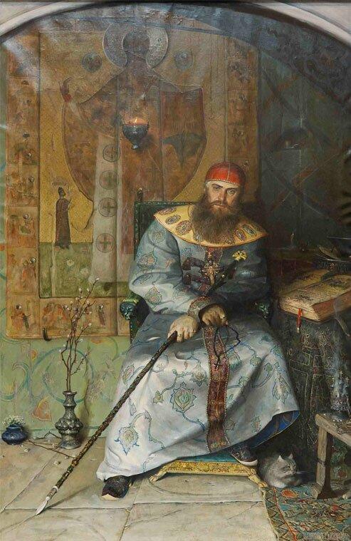 Мастера живописи Рыженко 18