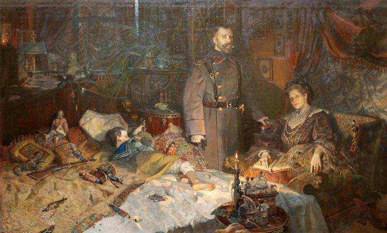 Мастера живописи Рыженко 2