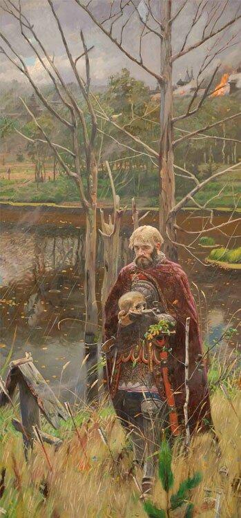 Мастера живописи Рыженко 20