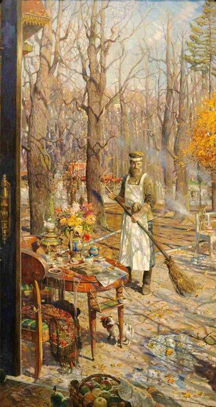 Мастера живописи Рыженко 3