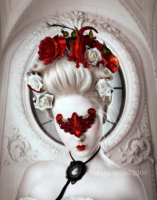Необычные картинки Натали Шау 10
