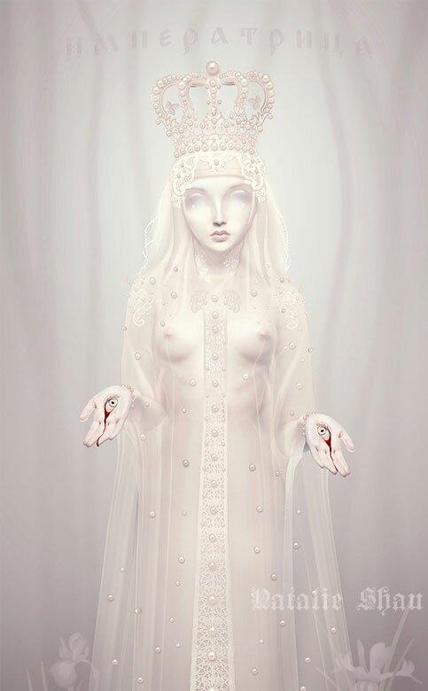 Необычные картинки Натали Шау 11