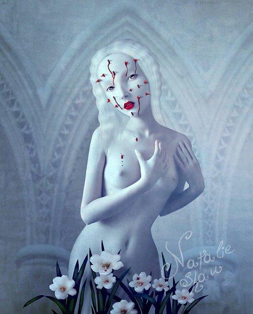 Необычные картинки Натали Шау 5