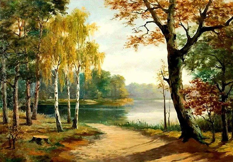 Пейзажи Шильдера 11