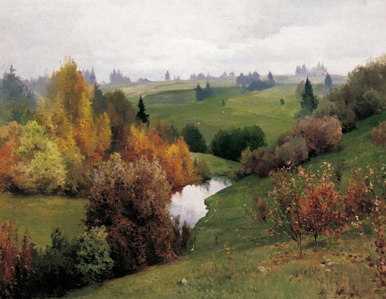 Пейзажи Шильдера 12