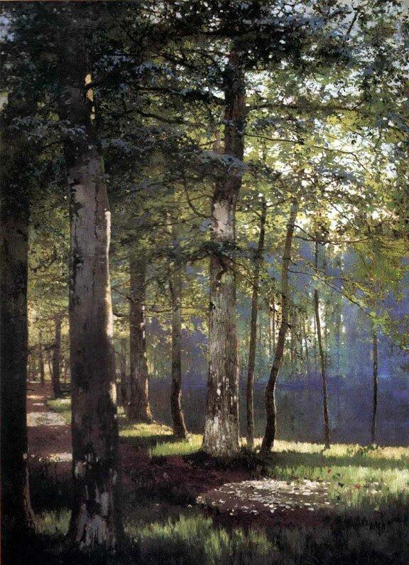 Пейзажи Шильдера 13