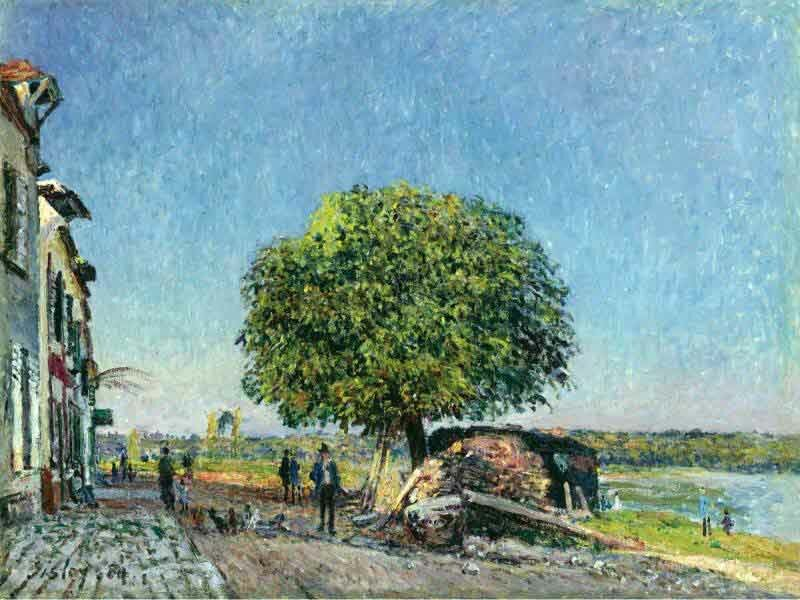 Импрессионизм Сислея Sisley 24