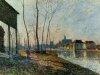 Импрессионизм Сислея Sisley 10