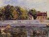Импрессионизм Сислея Sisley 11