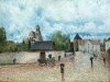 Импрессионизм Сислея Sisley 16