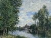 Импрессионизм Сислея Sisley 19