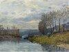 Импрессионизм Сислея Sisley 22