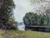 Импрессионизм Сислея Sisley 9