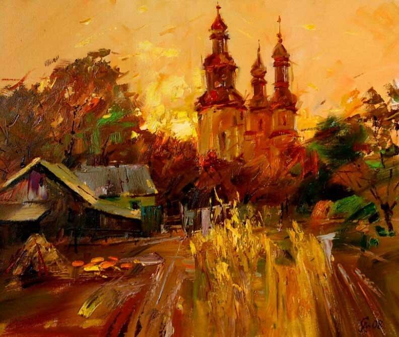 Живопись Алексея Спольского 19
