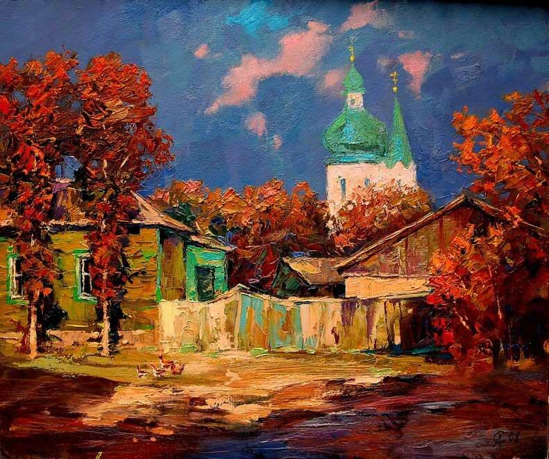 Живопись Алексея Спольского 5