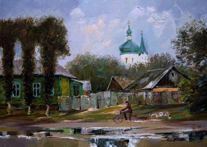 Живопись Алексея Спольского 8