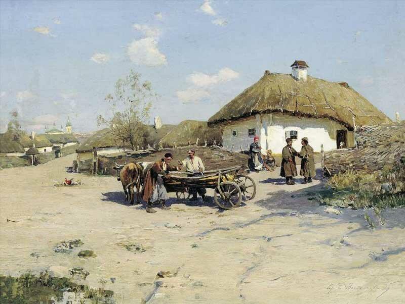 Живопись Васильковский 16