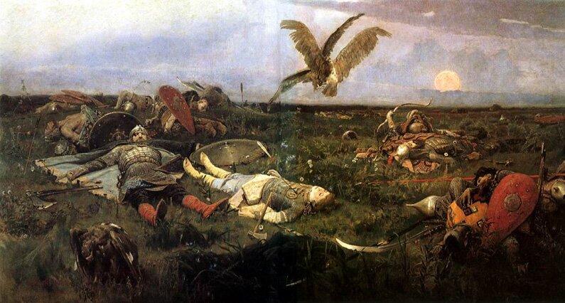 Картины русских художников112