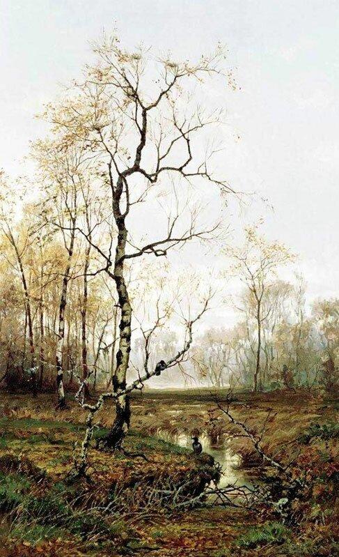 Русский пейзаж Волкова 13