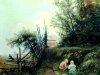 Русский пейзаж Волкова 1
