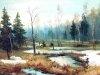 Русский пейзаж Волкова 14
