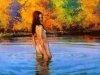 Пейзаж и девушки wallis12
