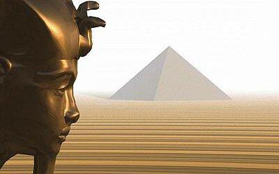 Перспектива пирамида