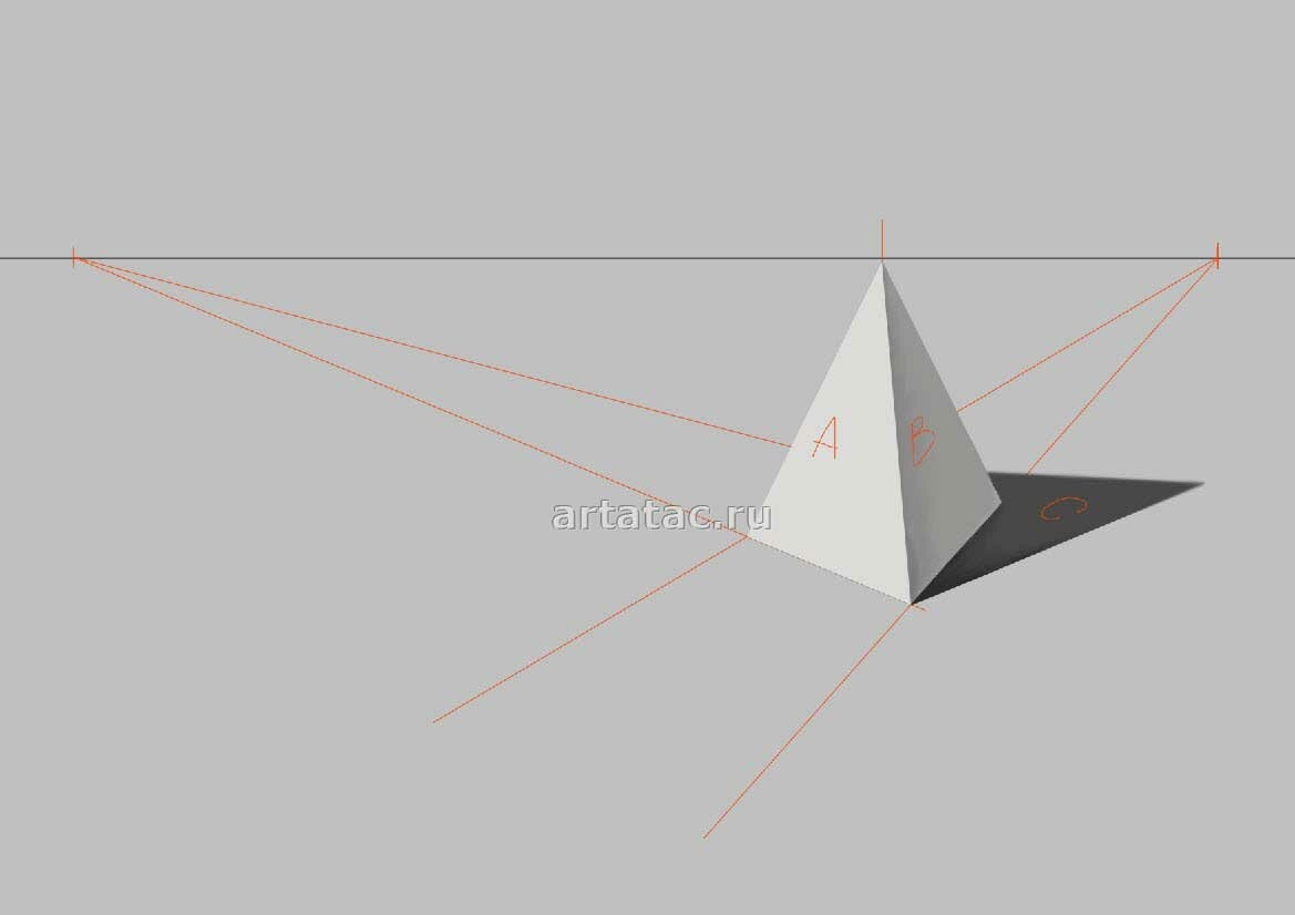 Рисунок пирамида10