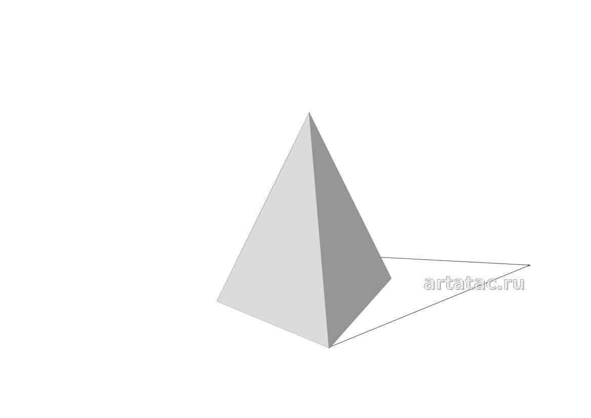 Рисунок пирамида6